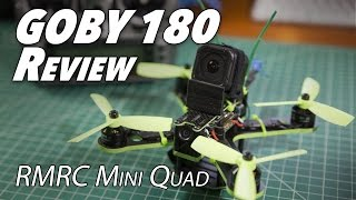 getlinkyoutube.com-Goby 180 Mini Quadcopter Review