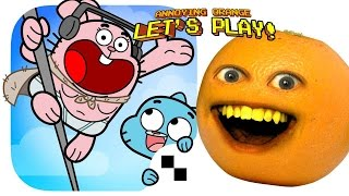 getlinkyoutube.com-Annoying Orange Plays - Sky Streaker