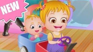 getlinkyoutube.com-Baby Hazel Game Movie - Baby Hazel Sibling Trouble - Dora The Explorer