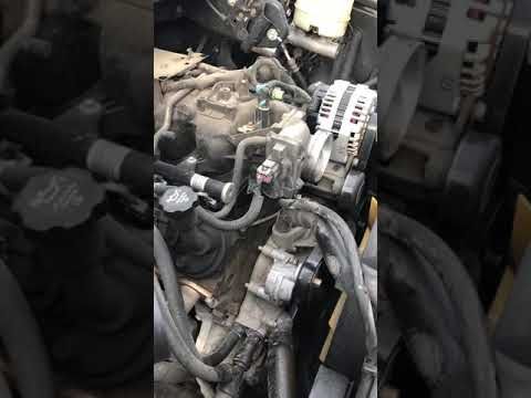 Hummer H2 Thermostat replacement part 1