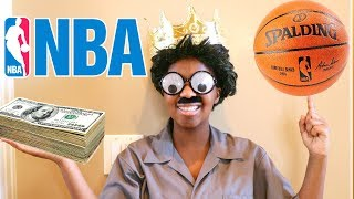 RICHEST NBA BASKETBALL PLAYER IN THE WORLD! - Onyx Family