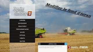 getlinkyoutube.com-[TUTO] (Fs 15) Comment modifier le fond d'ecran du menu