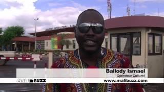 Arrivee de Fally Ipupa a Bamako vu par BALLODY ISMAEL