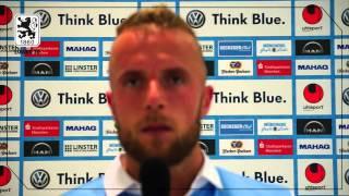 Löwenrunde // 1860 besiegt den Club