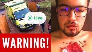 getlinkyoutube.com-I Had To Call 999... (WARNING BLOOD)