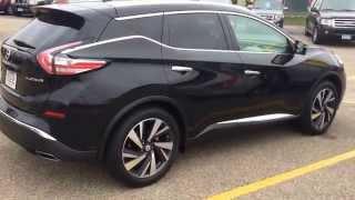 getlinkyoutube.com-2015 Nissan Murano Platinum preview