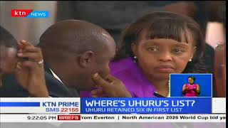 Former State House Comptroller Matere Keriri explains why President Uhuru has not named his cabinet