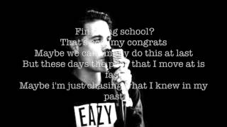getlinkyoutube.com-G-Eazy - Friendzone (Lyrics)