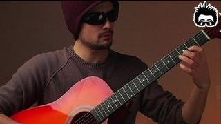 getlinkyoutube.com-Guitar: Impossible - stop motion music short - Joe Penna