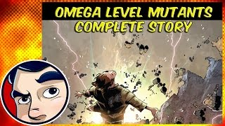 getlinkyoutube.com-Omega Level Mutant (The Most Powerful Mutant Ever) - Complete Story