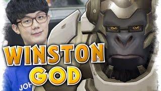getlinkyoutube.com-Best Winston Player Miro [#1World Winston] Moments Montage |Overwatch Best of Miro Winston God Plays