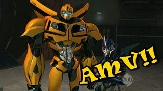 getlinkyoutube.com-Transformers Prime:Bumblebee - Iridescent AMV[HD]