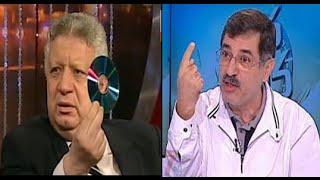 getlinkyoutube.com-مرتضي منصور نفخ علاء صادق ومسح بكرامته الارض - مرحمهوش +18