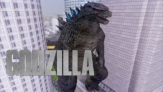 getlinkyoutube.com-Godzilla attacks San Andreas Mod 2014 + Link