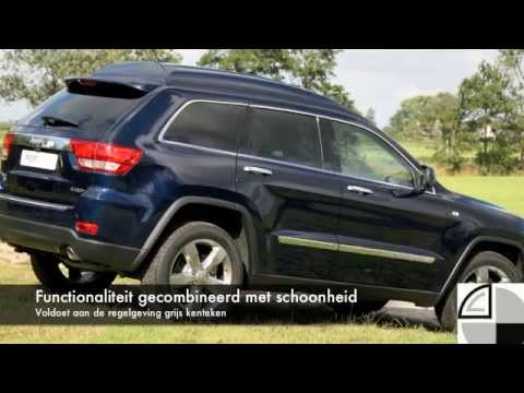 Profiglass Jeep Grand Cherokee High Roof