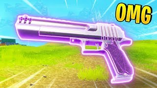 EPIC HAND CANNON PLAYS | Fortnite Best Stream Moments #57 (Battle Royale)