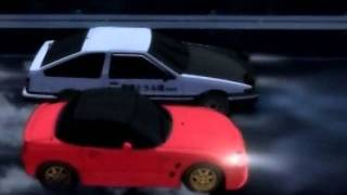 Initial D Fourth Stage Episode 12
