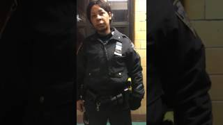 NYPD Cops Get Aggrivated and  Owned In The Projects By A DominicanGuy #RompeToto