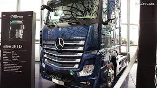 getlinkyoutube.com-20 Jahre Mercedes-Benz Actros