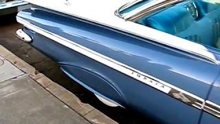 getlinkyoutube.com-Classic '59 Chevy at Cruisin' Grand