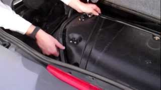 getlinkyoutube.com-Porsche Boxster S - 986 Remove Engine Cover - Replace Air Filter RiversidePCA How To