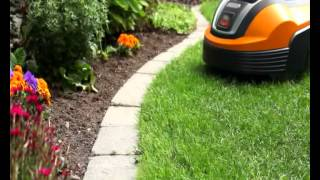getlinkyoutube.com-Flymo Robotic Lawnmower 1200R