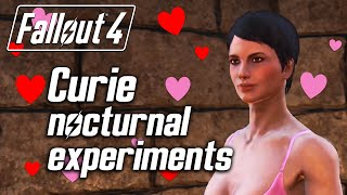 getlinkyoutube.com-Fallout 4 - Curie Asks You to Have Sex with Her (No, really.)