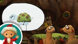 """getlinkyoutube.com-Sandmännchen: Jan & Henry """"Schildkröte im Rennauto"""" - Folge 44 - Unser Sandmännchen (rbb media)"""