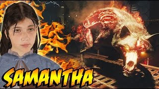 getlinkyoutube.com-The Story of SAMANTHA MAXIS! Call of Duty Black Ops 3 Zombies, Black Ops 2 & World at War Storyline