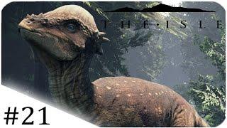 getlinkyoutube.com-The Isle | Pachycephalosaurus | #21 [Early Access]