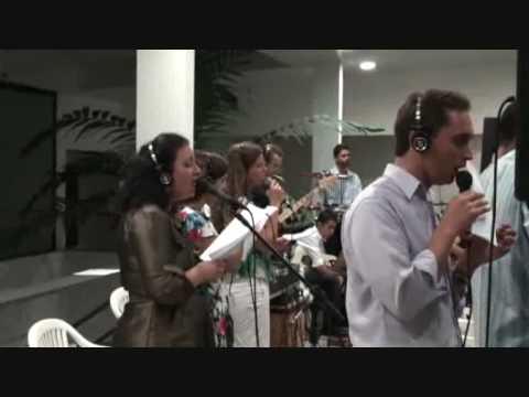 Ministério de Música Shalom Brasília -  Comunhão