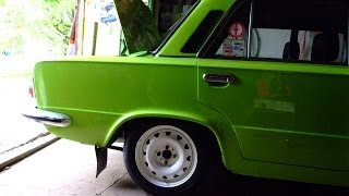 getlinkyoutube.com-Odbudowa Fiata 125p - Projekt Trawa / cześć 3 - ostatnia /