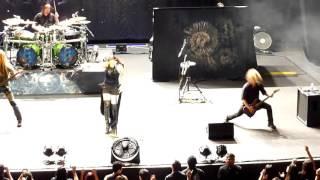 getlinkyoutube.com-Nightwish Guadalajara 2015 - Diana Theater - PART 1