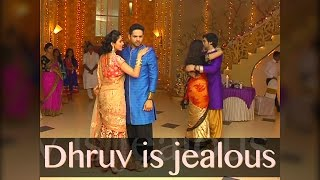 getlinkyoutube.com-Thapki and Bihaan's intimate dance | Dhruv gets jealous in Thapki Pyar Ki