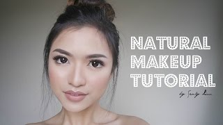 getlinkyoutube.com-NATURAL MAKE UP TUTORIAL - (ASIAN) INDONESIA