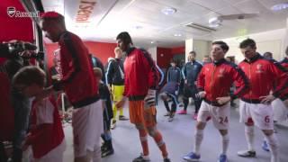 getlinkyoutube.com-Arsenal v Manchester City | TunnelVision