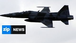 getlinkyoutube.com-Kenyan Air Force Bombs Al-Shabaab Base - Apr 7, 2015