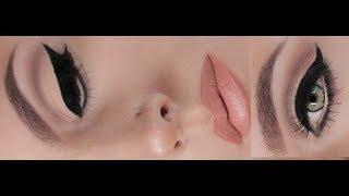 getlinkyoutube.com-Lana Del Rey Makeup Tutorial