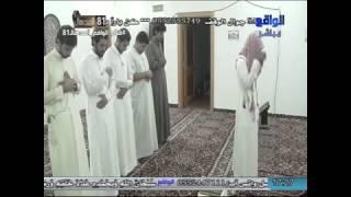 getlinkyoutube.com-اغماء مروان القحطاني في الصلاة