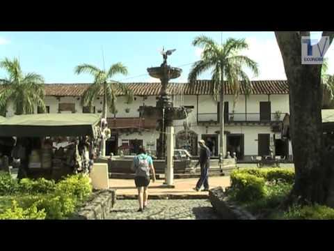 Santa Fe de Antioquia- Colombia- Recorrido turístico