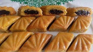 getlinkyoutube.com-شهيوات رمضان/ مقروط بالتمر في الفرن بدون زيت