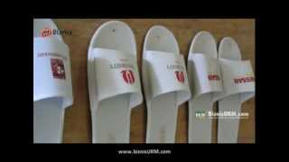 getlinkyoutube.com-Peluang Usaha Reseller Produk Sandal Spon Hotel