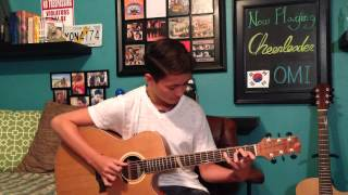 getlinkyoutube.com-Cheerleader - OMI - Fingerstyle Guitar Cover - Andrew Foy