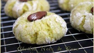 getlinkyoutube.com-Recette de ghribia / ghribiya noix de coco / gateau marocain