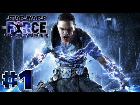 Star Wars: The Force Unleashed HD Gameplay Walkthrough Part 1 - Let's Play!