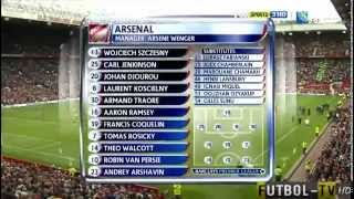 getlinkyoutube.com-Manchester United 8 Arsenal 2 Amazing Win 28-08-11