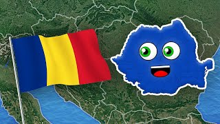 Romania/Romania Regions/Historical Regions of Romania