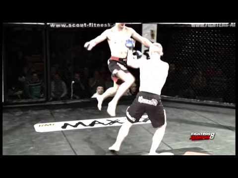 Arena MMA - Fighters Arena 8