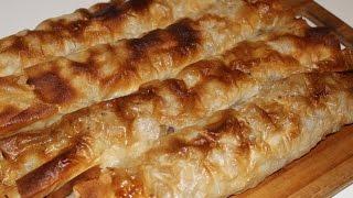 Kako napraviti pitu krompirusu - recept za pitu - how to make potato pie
