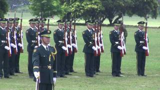 getlinkyoutube.com-Honor Guard of Japan exhibition 自衛隊特別儀仗 訓練展示